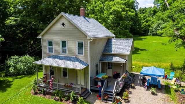 86 Murdock Road, Pomfret, CT 06259 (MLS #170310980) :: The Higgins Group - The CT Home Finder