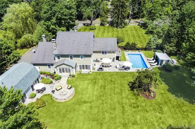 180 Saint Johns Road, Ridgefield, CT 06877 (MLS #170311011) :: Kendall Group Real Estate | Keller Williams