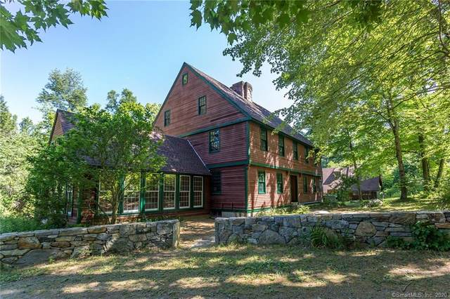170&182 S Kent Road S, Cornwall, CT 06754 (MLS #170311014) :: The Higgins Group - The CT Home Finder