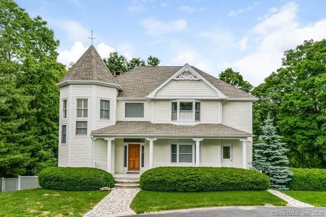 860 Silvermine Road, New Canaan, CT 06840 (MLS #170311031) :: Coldwell Banker Premiere Realtors