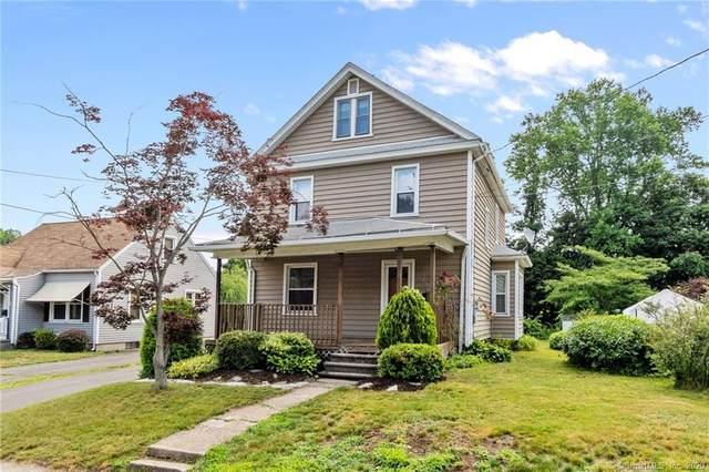 179 Newton Street, Meriden, CT 06450 (MLS #170311092) :: Mark Boyland Real Estate Team