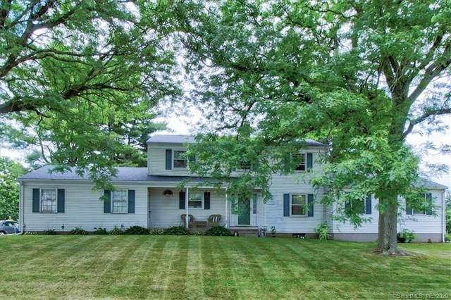 38 Winding Brook Lane, Meriden, CT 06450 (MLS #170311112) :: Mark Boyland Real Estate Team