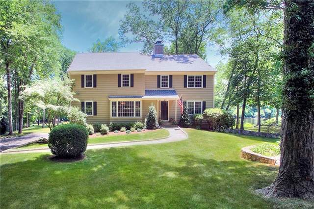 21 Lakeside Drive, Weston, CT 06883 (MLS #170311118) :: GEN Next Real Estate