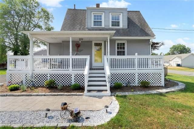 89 Wilson Avenue, Newington, CT 06111 (MLS #170311121) :: Carbutti & Co Realtors