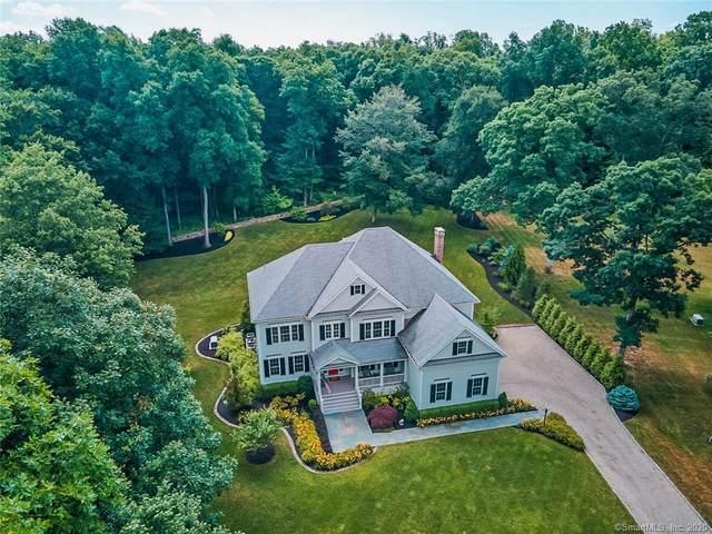 64 Forest Lane, Wilton, CT 06897 (MLS #170311209) :: GEN Next Real Estate