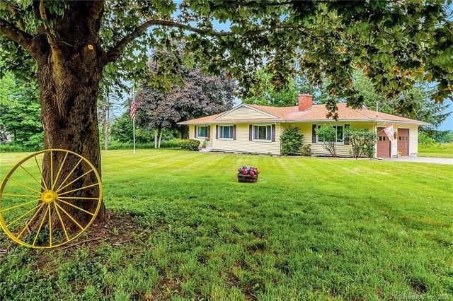 350 Old Colchester Road, Salem, CT 06420 (MLS #170311248) :: Spectrum Real Estate Consultants