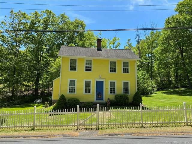 33 Old Mountain Road, Southington, CT 06489 (MLS #170311255) :: GEN Next Real Estate