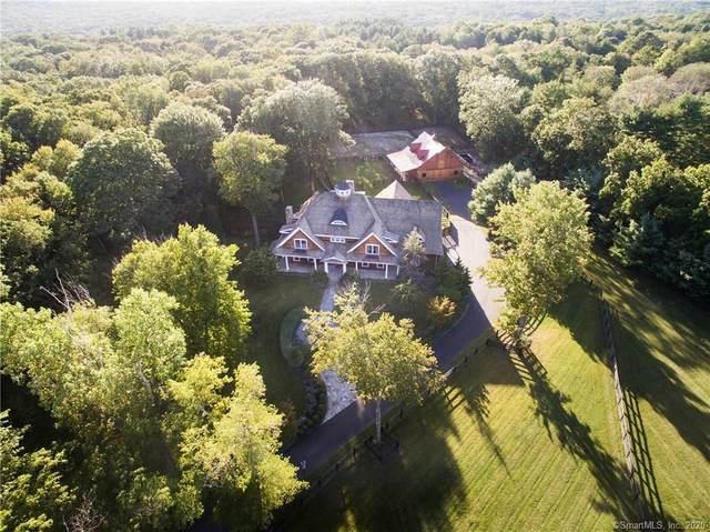 65B Sunset Hill Road, Redding, CT 06896 (MLS #170311274) :: Kendall Group Real Estate   Keller Williams