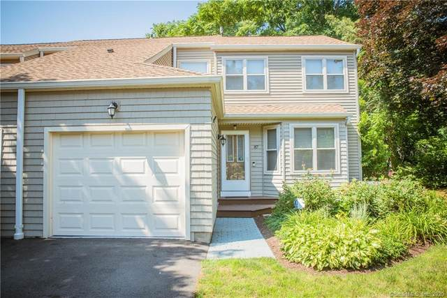 87 Quarry Dock Road #87, Branford, CT 06405 (MLS #170311318) :: Carbutti & Co Realtors