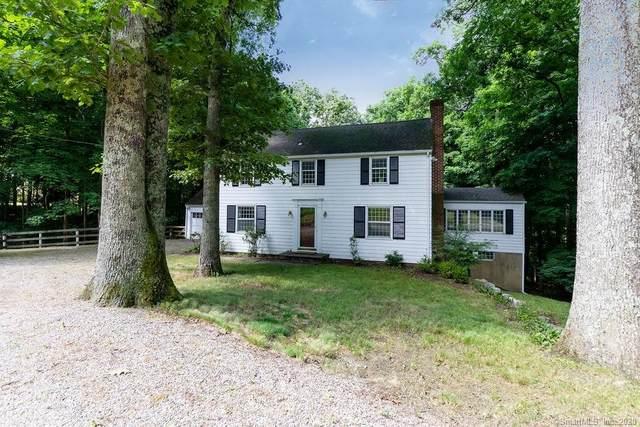 248 Weston Road, Weston, CT 06883 (MLS #170311331) :: GEN Next Real Estate