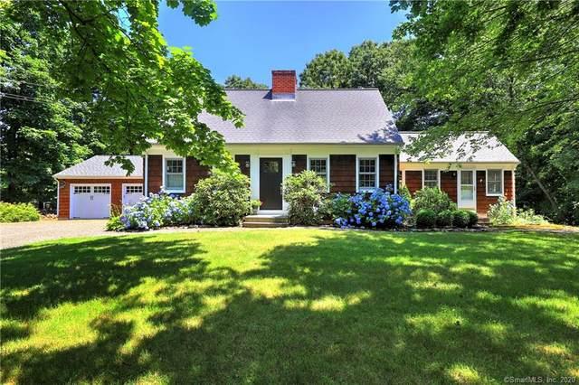12 Quaker Ridge Road, Shelton, CT 06484 (MLS #170311365) :: Michael & Associates Premium Properties | MAPP TEAM