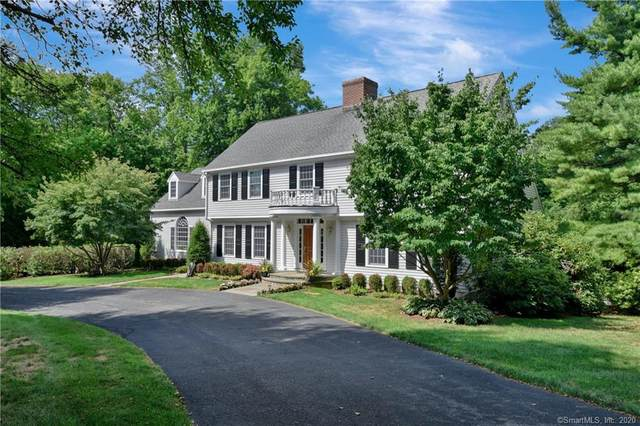 306 Hoyt Farm Road, New Canaan, CT 06840 (MLS #170311404) :: The Higgins Group - The CT Home Finder