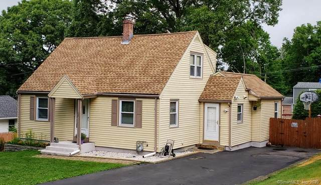 68 Harrington Street, Meriden, CT 06451 (MLS #170311467) :: Mark Boyland Real Estate Team