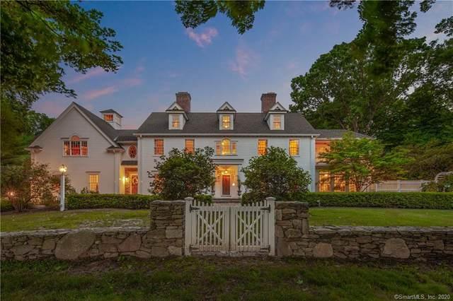 54 Cross Highway, Redding, CT 06896 (MLS #170311476) :: Kendall Group Real Estate   Keller Williams