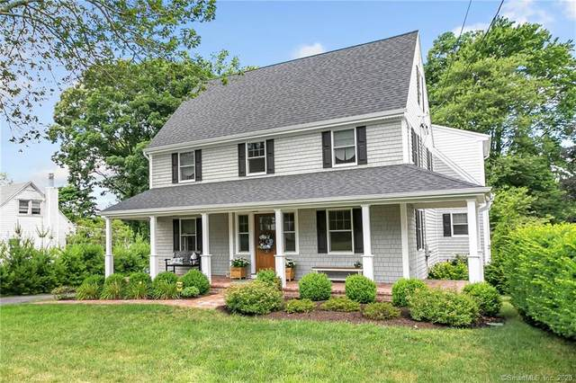 118 Tuckahoe Lane, Fairfield, CT 06824 (MLS #170311498) :: The Higgins Group - The CT Home Finder