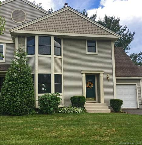 2305 Meadowview Drive #2305, East Windsor, CT 06088 (MLS #170311552) :: NRG Real Estate Services, Inc.