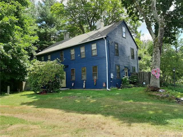 5 Tatnic Road, Brooklyn, CT 06234 (MLS #170311597) :: Spectrum Real Estate Consultants