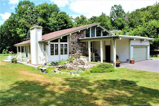 38 Redwood Drive, Bethel, CT 06801 (MLS #170311623) :: Kendall Group Real Estate | Keller Williams
