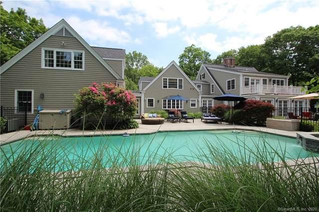 145 Whipstick Road, Wilton, CT 06897 (MLS #170311648) :: GEN Next Real Estate