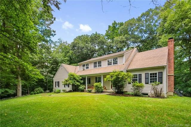 36 Bryants Brook Road, Wilton, CT 06897 (MLS #170311678) :: GEN Next Real Estate