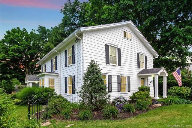 25 Dudley Drive, Fairfield, CT 06824 (MLS #170311679) :: The Higgins Group - The CT Home Finder