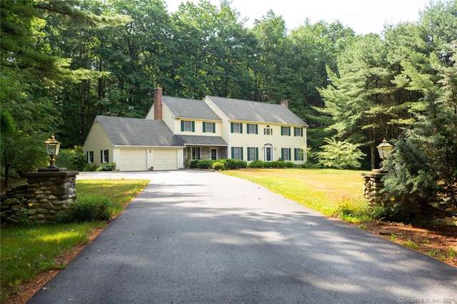 454 Hogback Road, Hartland, CT 06065 (MLS #170311799) :: The Higgins Group - The CT Home Finder