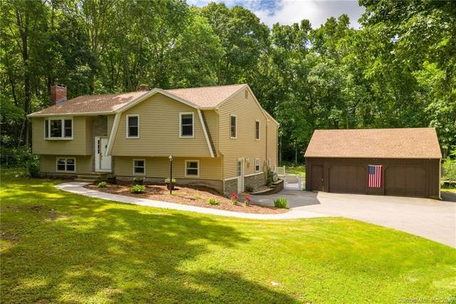 82 Crouch Road, Hebron, CT 06231 (MLS #170311821) :: The Higgins Group - The CT Home Finder