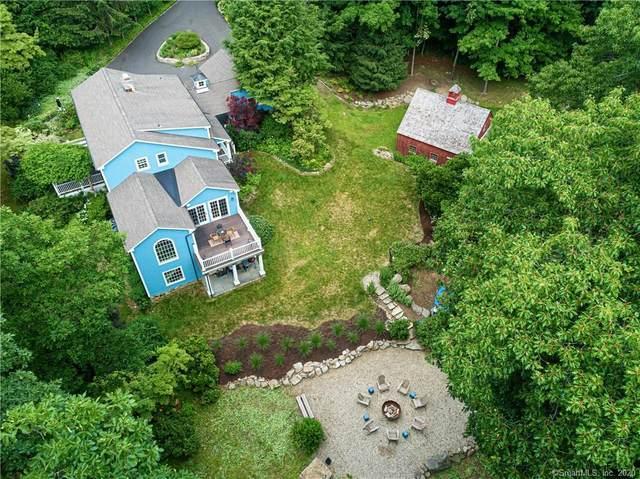21 November Trail, Weston, CT 06883 (MLS #170311847) :: GEN Next Real Estate