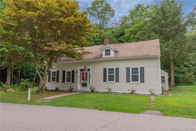 18 Gilman Road, Bozrah, CT 06334 (MLS #170311880) :: The Higgins Group - The CT Home Finder