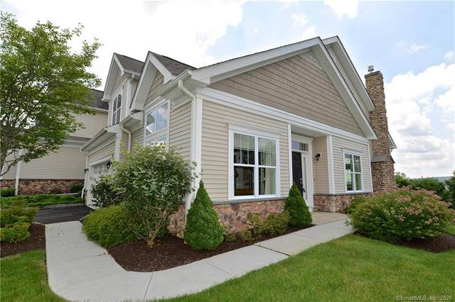 16 Great Hill Drive #16, Bethel, CT 06801 (MLS #170311893) :: Kendall Group Real Estate | Keller Williams