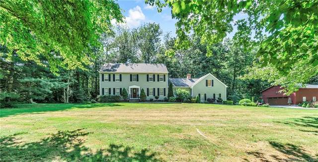 63 Sentry Hill Road, Monroe, CT 06468 (MLS #170311895) :: The Higgins Group - The CT Home Finder
