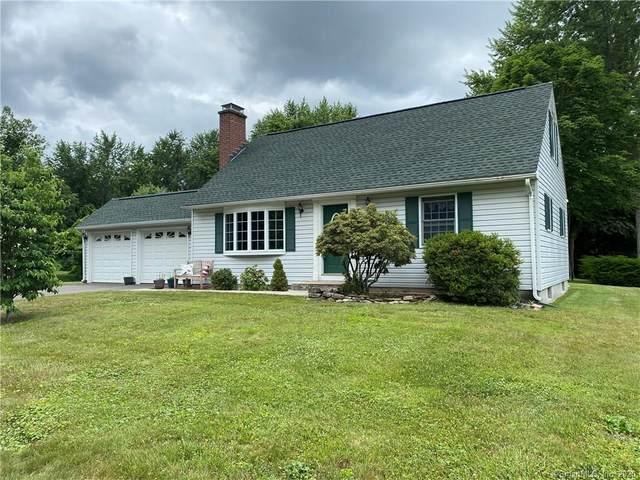 4 Sandpiper Road, Enfield, CT 06082 (MLS #170311913) :: NRG Real Estate Services, Inc.