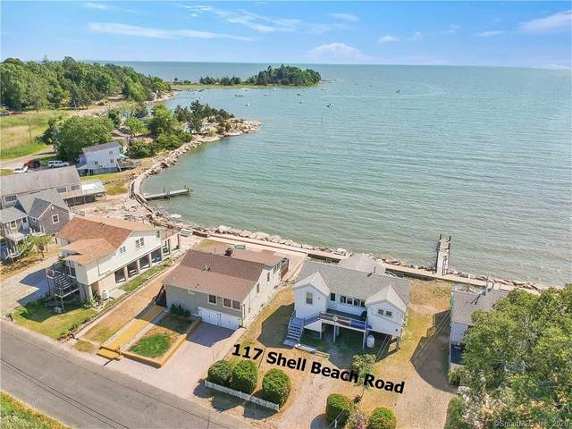 6 Shell Beach Aka 117 Shell Beach Road, Guilford, CT 06437 (MLS #170311935) :: Sunset Creek Realty