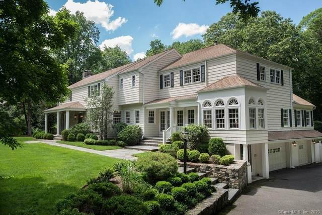 181 W Hills Road, New Canaan, CT 06840 (MLS #170312020) :: Carbutti & Co Realtors