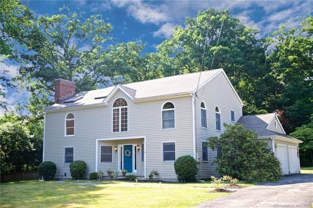 24 Lagana Lane, Norwalk, CT 06850 (MLS #170312024) :: The Higgins Group - The CT Home Finder