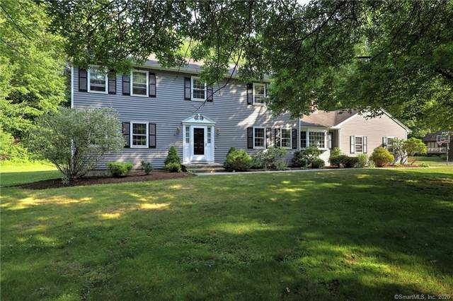 40 Mallett Drive, Trumbull, CT 06611 (MLS #170312055) :: GEN Next Real Estate