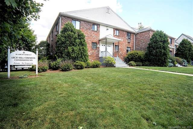 10 Arch Street A1, Norwalk, CT 06850 (MLS #170312088) :: The Higgins Group - The CT Home Finder