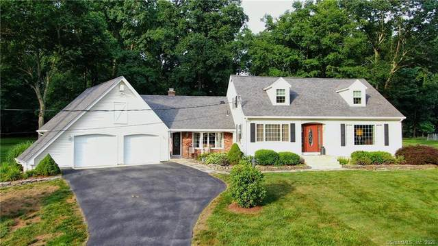 24 Pautipaug Lane, Franklin, CT 06254 (MLS #170312111) :: Frank Schiavone with William Raveis Real Estate