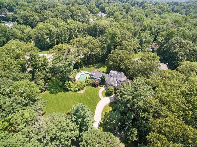 6 Woodley Road, Darien, CT 06820 (MLS #170312115) :: Around Town Real Estate Team