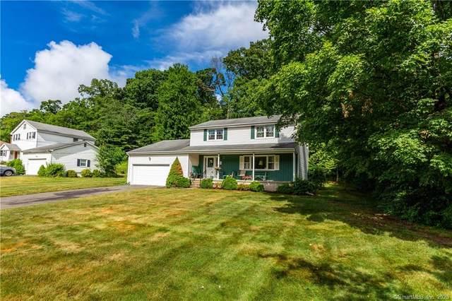 152 Braeside Drive, Hamden, CT 06514 (MLS #170312124) :: Mark Boyland Real Estate Team