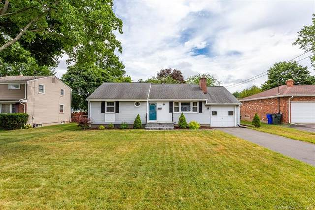 69 Crystal Street, Wethersfield, CT 06109 (MLS #170312131) :: Anytime Realty