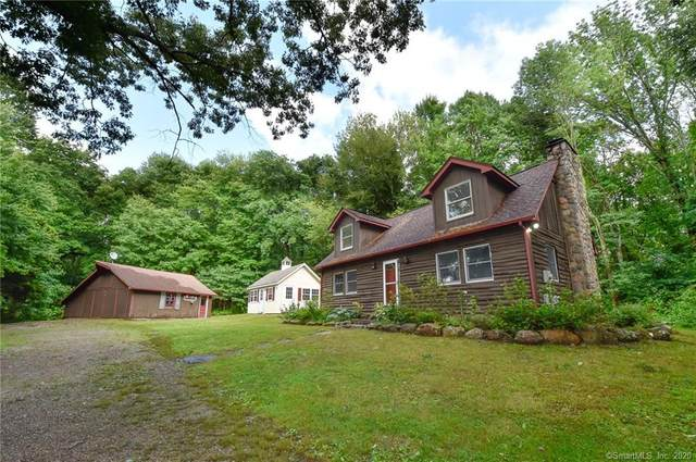 25 Stone Ranch Road, East Lyme, CT 06333 (MLS #170312172) :: The Higgins Group - The CT Home Finder