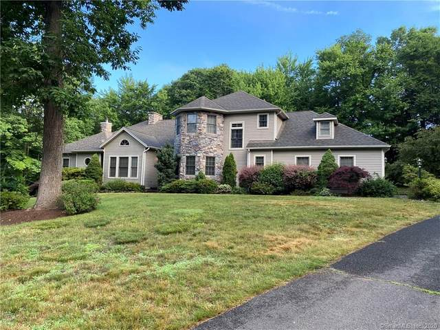 135 Brownstone Drive, Southington, CT 06489 (MLS #170312190) :: Carbutti & Co Realtors