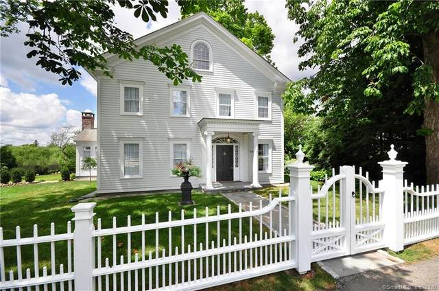59 North Street, Litchfield, CT 06759 (MLS #170312203) :: Michael & Associates Premium Properties   MAPP TEAM
