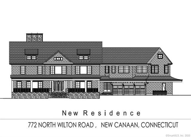 772 N Wilton Road, New Canaan, CT 06840 (MLS #170312223) :: Coldwell Banker Premiere Realtors
