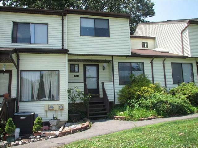 63 Cypress Road #63, Newington, CT 06111 (MLS #170312259) :: Carbutti & Co Realtors