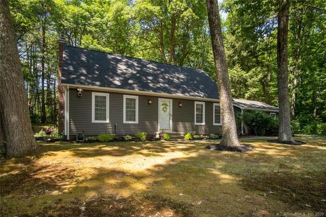 8 Hampton Village Drive, Granby, CT 06035 (MLS #170312373) :: Anytime Realty