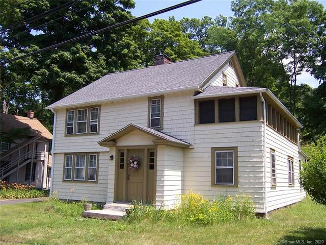 614 S Britain Road, Southbury, CT 06488 (MLS #170312396) :: The Higgins Group - The CT Home Finder