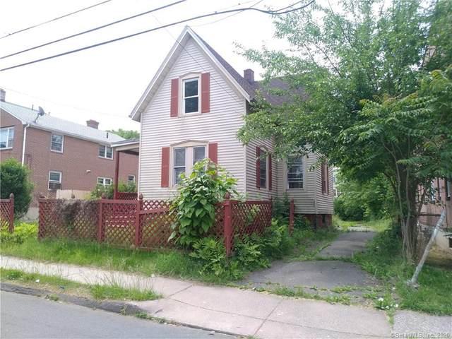 37 Ward Place, Hartford, CT 06106 (MLS #170312397) :: Team Feola & Lanzante | Keller Williams Trumbull