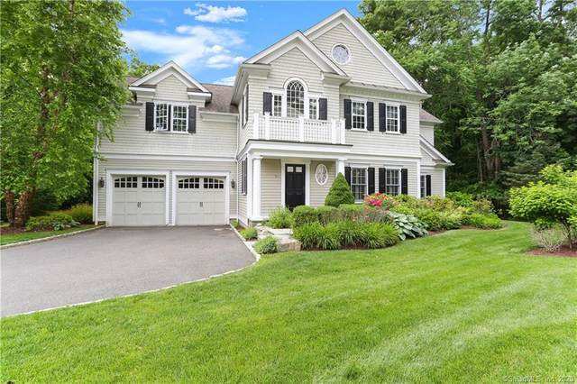 35 Old Stamford Road #35, New Canaan, CT 06840 (MLS #170312419) :: Coldwell Banker Premiere Realtors